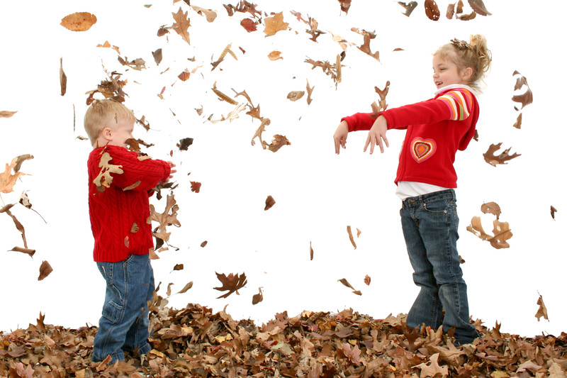 Outdoor Fall Activities for Homeschool Families