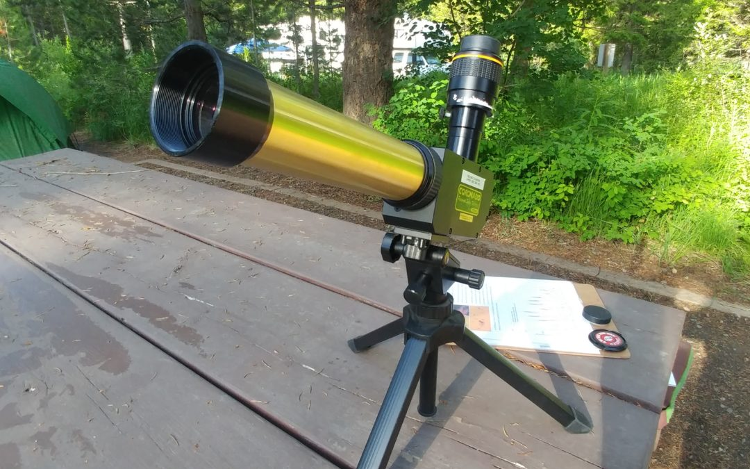 How to View the Sun Safely