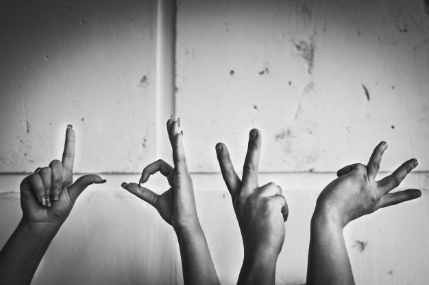Language Option ASL for Homeschool Students
