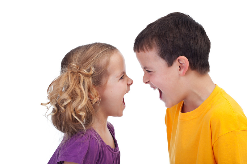 Sibling Rivalry In The Homeschool Classroom