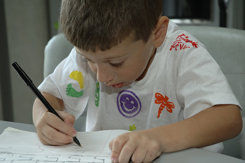 Should Your Homeschooling Student Begin with Cursive or Print Writing?