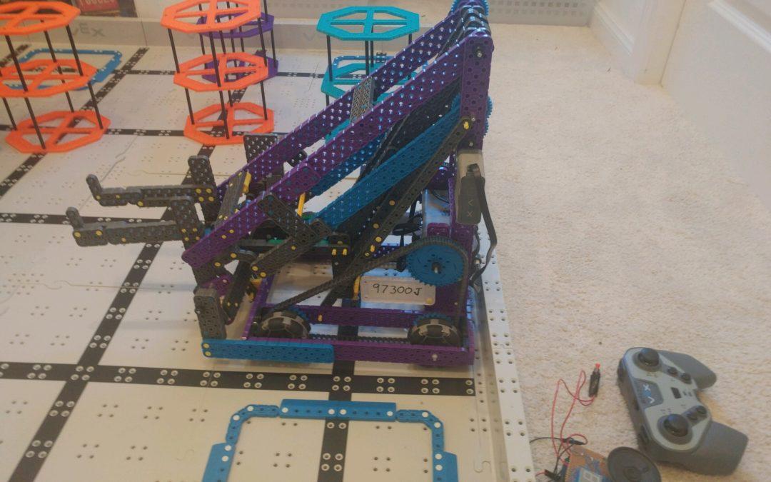 VEX Robotics Class 11/23