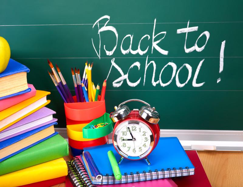 """Establishing """"Back to School"""" Homeschool Traditions"""